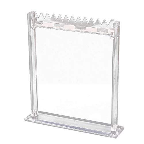 TOOGOO AcríLico Transparente Cristal OrgáNico Caballete Colgante ...