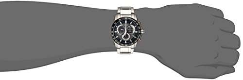 Citizen Eco-Drive Men's AT4008-51E Perpetual Chrono A-T Stainless Steel Watch by Citizen (Image #2)