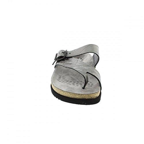 Sandalen Mephisto 7103 HELEN ETNA Metallics GREY P5046230 Damen wYFPw