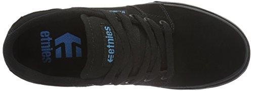 Etnies Damen Barge Ls Ws Skateboardschuhe Black (Black/Black/Blue545)