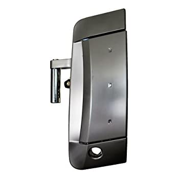 Great PT Auto Warehouse NI 3351R FL   Exterior Outer Outside Door Handle, Satin