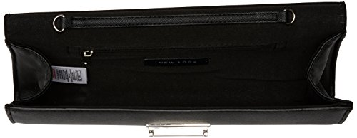Look Womens Mila New Womens Clutch Black Look Mila New Black Xa5AXxI