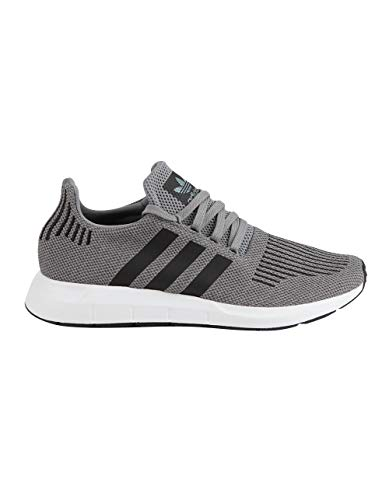 - adidas Men's Swift Run Shoes,grey three/core black/medium grey heather,5 M US