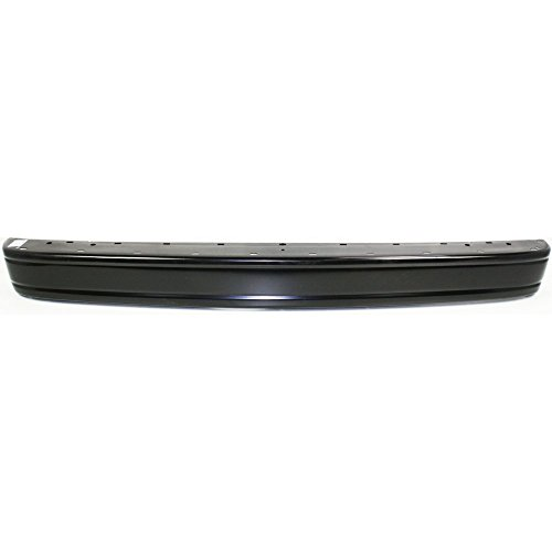 - Rear Step Bumper for Chevrolet Astro 1995-2005 Black Steel with Cover Type