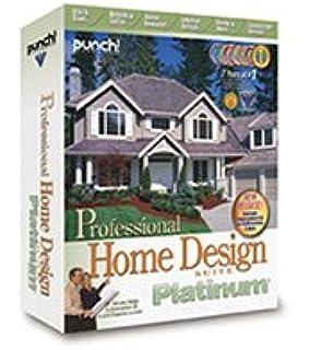 Professional Home Design Suite Platinum Version 10