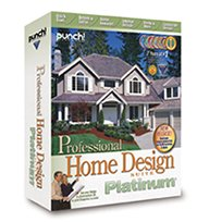 Punch! Professional Home Design Suite Platinum Version 10