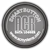 ACR Systems ACRSB SmartButton Single channel, 8-bit, 2 KB data logger. (Catalog# 01-0180)