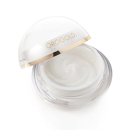 White Gold 24K Deep Moisturizer for Face from OROGOLD Cosmetics, 45 g. / 1.5 oz.