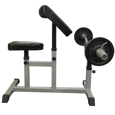 Valor Fitness CB-6 Adjustable Arm Curl Bench by Valor Fitness