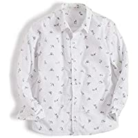 Camisa Mini Sm Origami Reserva Mini
