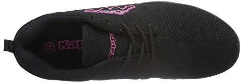 pink pink Femme black Oc Ii Baskets 1122 Kappa Speed 1122 Black Basses Noir gfX4q4w8P