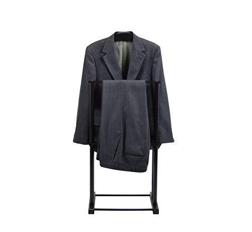 Proman Products VL17025 Twin Valet, 42.5'' Height, Black by Proman Products (Image #4)
