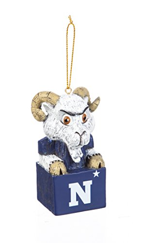team sports americanaval academy team mascot ornament