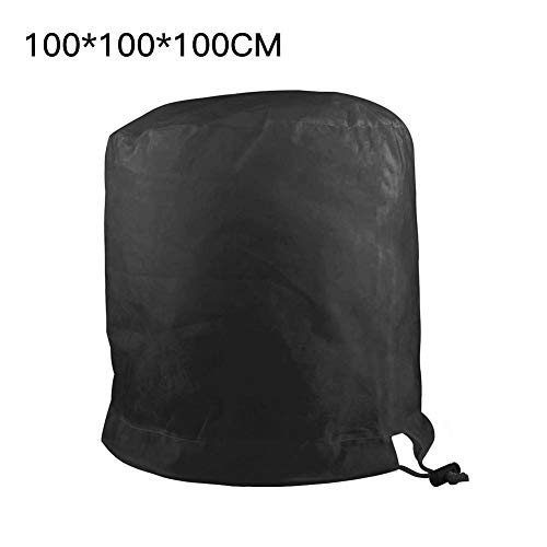 Plant Covers, Plant Protection Cover Plant Bag ,Drawstring Plant Cover Bags Warm Worth Frost Blanket Frost Protection Bags Reusable Plant Covers for Winter Frost Freeze Protection Covers