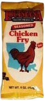 LOUISIANA Chicken Fry, 9-Ounce (Pack of 12)