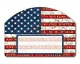 small yard design Magnet Works MAIL76448 Pledge of Allegiance Yard DeSign