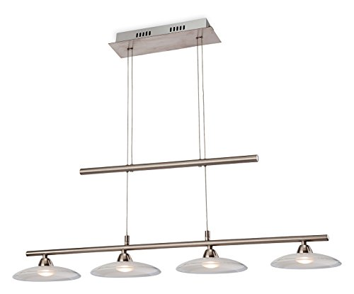 Firstlight Nassau LED Pendant and Rise and Fall Light Fittings 8376 2304