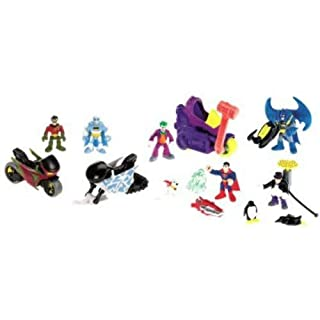 Fisher-Price Imaginext DC Super Friends, Basic Assortment