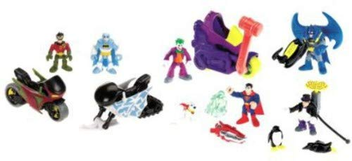 Fisher-Price Imaginext DC Super Friends, Basic Assortment