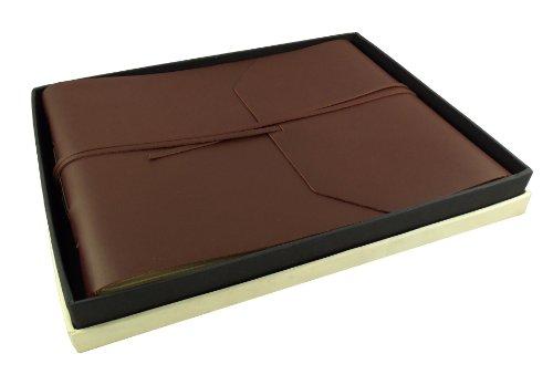 Amazon Large Genuine Leather Photo Album With Gift Box