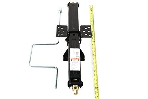 4 24in 5000 Lb Rv Scissor Leveling Jacks With Handles