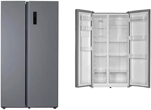 Corbero Side by Side CFSBSML570NFX NF 177X92 INOX: Amazon.es: Hogar