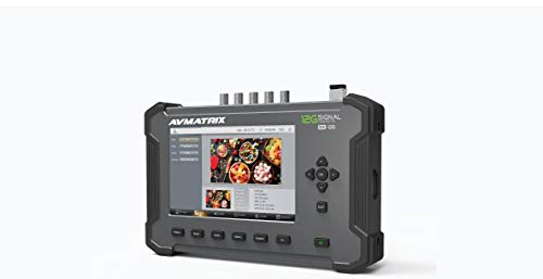 Sd Sdi Video Generator - AVMATRIX SG-12G Metal Frame 7