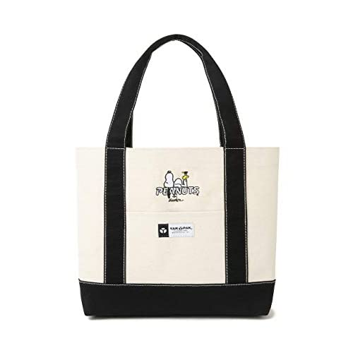SNOOPY CITY BAG BOOK 画像 B