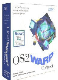IBM OS/2 Warp Connect 3.0 w/Bonus Pak
