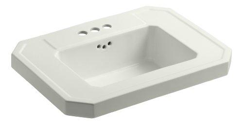 KOHLER K-2323-4-NY Kathryn Bathroom Sink Basin with 4