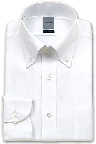 [ロードソン]形態安定加工ワイシャツ メンズ|ZOD004-100