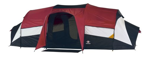 Amazon.com  Wenger Appenzell 3 20- by 10-Foot 11-Person Three-Room Family Tent with Breezeway  Sports u0026 Outdoors  sc 1 st  Amazon.com & Amazon.com : Wenger Appenzell 3 20- by 10-Foot 11-Person Three ...