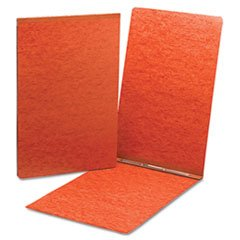 -- Top Opening Pressboard Report Cover, Prong Fastener, 11 x 17, Red