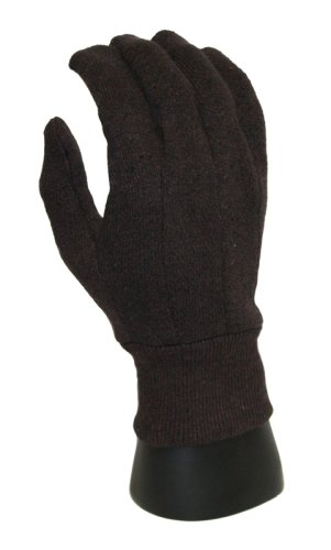 PIP WA7530-AMZ Brahma Men's Large Glove Jersey, Brown, 1 Dozen