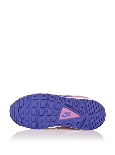 Nike Air Max Command (GS) Scarpe Sportive, Uomo Viola/Rosa