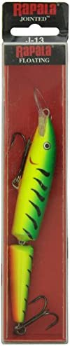 Rapala J13FT-X Jointed (Fire Tiger)