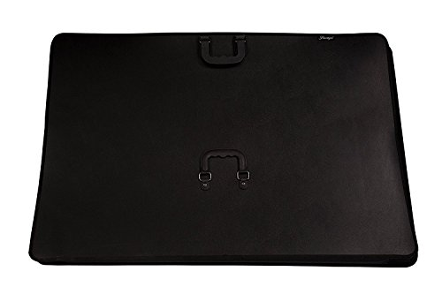 24'' x 36'', Portfolio Case with Zippered Pouch, ID Card Pocket & 1.5'' Gusset by Prestige Medical