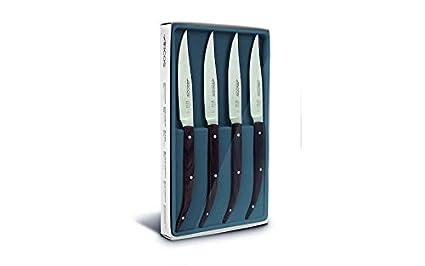 Compra Arcos 807010 Series - Juego de cuchillos de mesa (4 ...