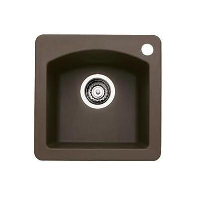 Blanco BlancoDiamond Single Bowl Bar Sink