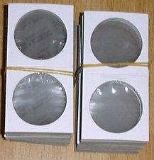 5000 2×2 Cardboard $1 Dollar Coin Holder