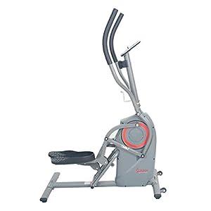 Sunny Health & Fitness Performance Cardio Climber – SF-E3911, Grey