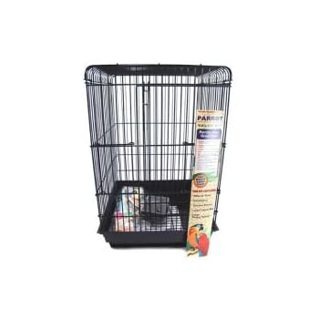 Amazon Com Penn Plax Starter Kit Cage With Accessories