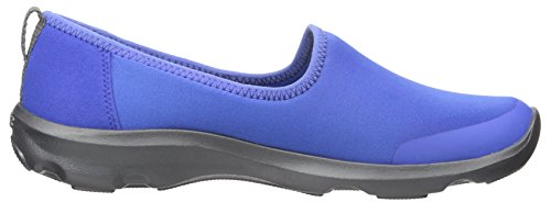 CROCS SKIMMER BUSY DAY STRETCH Blu black graphite Ceruleo qrv8q