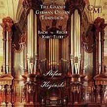 Grand German Organ Tradition