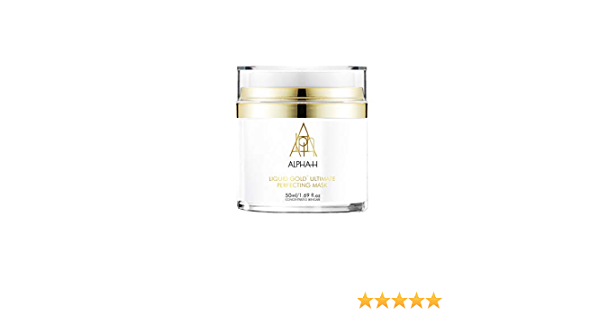 ALPHA-H Liquid Gold Ultimate Perfecting Mask 100ml