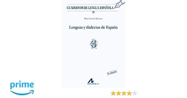Lenguas y dialectos de España Cuadernos de lengua española ...