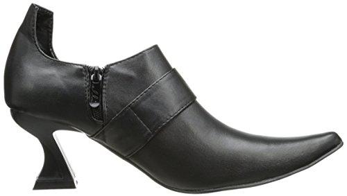 Botas para Ellie hazel mujer Negro de 301 Zapatos Black Polyurethane 5xn7qT6a