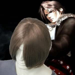 Japan Anime Final Fantasy Squall Cosplay Wig