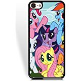 Ipod Touch 6th Phone Case for Women, Artistic Anime Ipod Touch 6th, My Little Pony Cover Case for Ipod Touch 6th Disney [Durable] (My Little Pony Ipod Touch Case)
