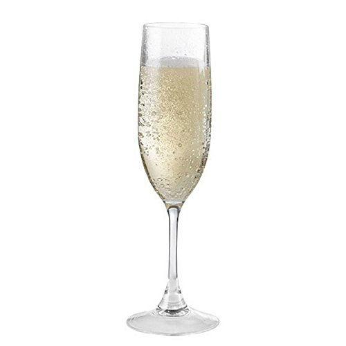 Indoor/Outdoor Champagne Flutes, Set of (Polycarb Wine)